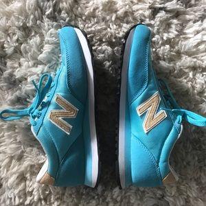 New Without Box! Beautiful Blue NB 501's!